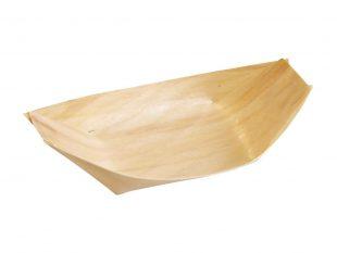 Schiffchen aus Pinienholz