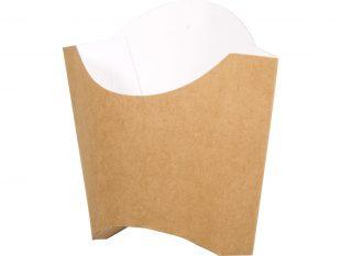 Pommesschütten aus Karton