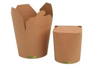 Foodbox aus Karton