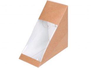 Sandwichverpackung aus Karton