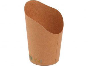 Scoop-Cups aus Karton
