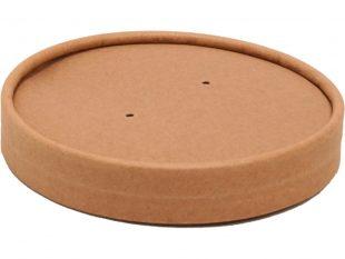 Deckel aus Karton zu Suppenbecher