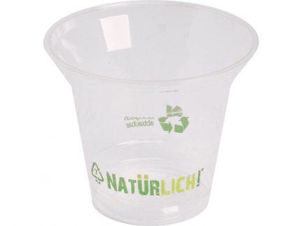 Clear Cup aus PLA