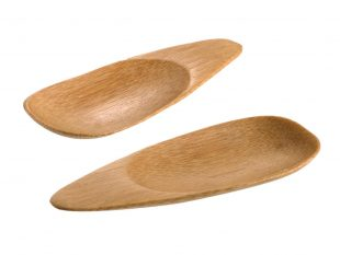Fingerfood Löffel aus Bambus